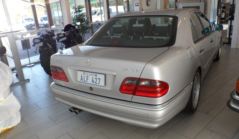 Mercedes-Benz E 55 AMG – 1998 full