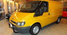 Ford Transit 260 L1H1 -Ålandssåld -Momsbil -2001