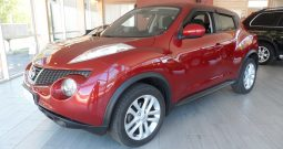 Nissan Juke Acenta 1.6 Aut. -2012 Ålandsåld, En ägare
