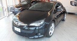 Opel Astra GTC Sport 1.6T 6vxl -2012 Ålandssåld, en ägare!