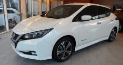 Nissan LEAF N-Connecta 40kWh -2019