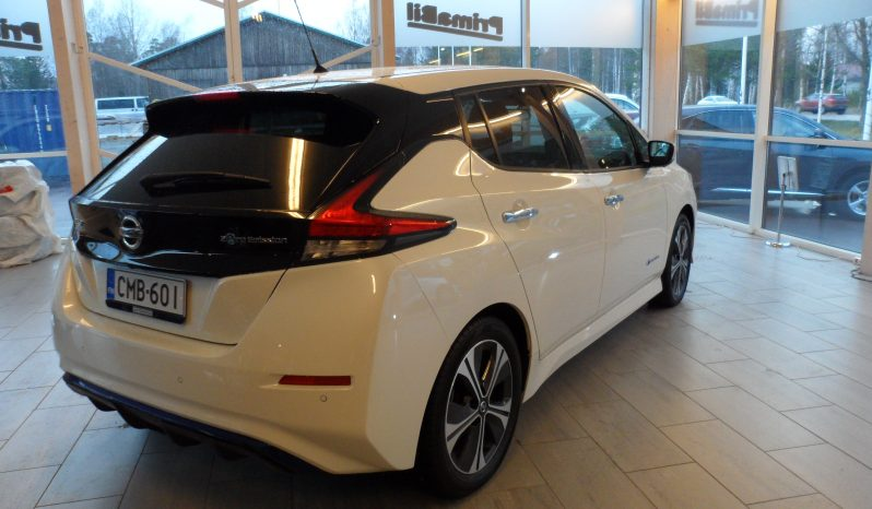 Nissan LEAF N-Connecta 40kWh -2019 full