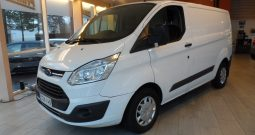 Ford Transit Custom -2016 – Momsbil!