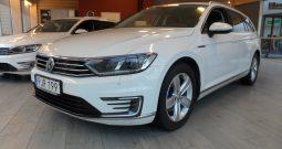 Volkswagen Passat SC GTE Laddhybrid -2017