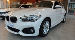BMW 116d M-sport -2016
