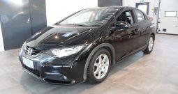 Honda Civic 5D 1.8 Sport -2012 -Ålandssåld, en ägare!