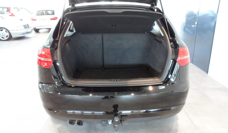 Audi A3 Sportback 1,4 TFSI -2009 full