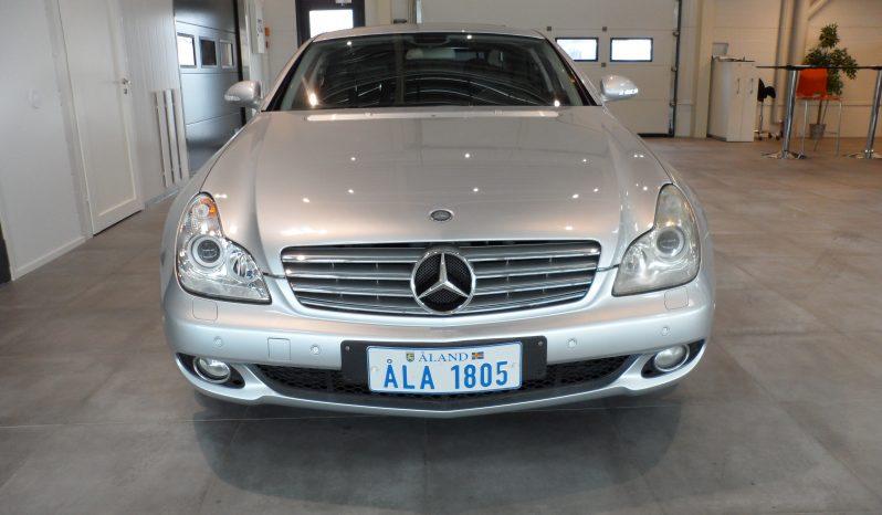 Mercedes-Benz CLS 320 CDI -2005 full