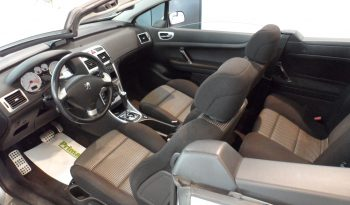 Peugeot 307cc 2.0i Automat-2004 full