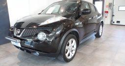 Nissan Juke Acenta Elegance 1.6 5MT -2011 Ålandssåld, En ägare!