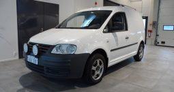 Volkswagen Caddy 1,9TDI DSG -07 -Momsbil